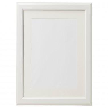 Khung tranh 50*70cm RIBBA (trắng)