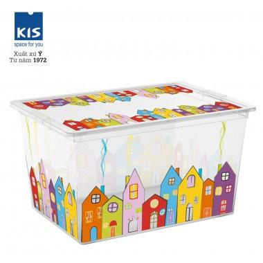 Hộp chứa đồ C-Box Style XL Sweet Home KIS - Ý