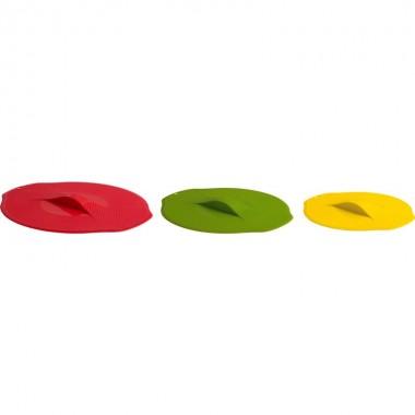 Bộ 3 nắp đậy silicone 09912025 Trudeau - Canada