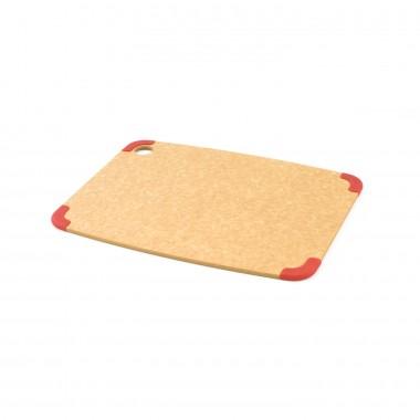 Thớt NS 38x28cm màu gỗ viền đỏ Epicurean-Mỹ ML-KI556
