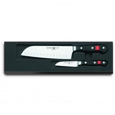 Bộ 2 (dao bếp,dao gọt) Classic Wusthof Đức ML-KI524