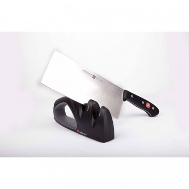 Bộ 2 (dao bếp,mài dao) Gourmet Wusthof Đức ML-KI525