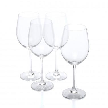 Bộ 4 ly Bordeaux ĐK 10 cm (763ml) 85694 Vivendi Premium Nachtmann - Đức