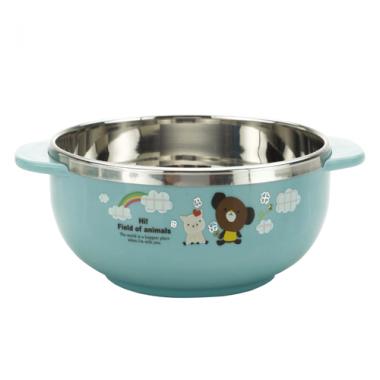 Bát ăn trẻ em cỡ nhỏ Moca & Rose - Hàn Quốc