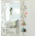 Giá để góc nhà tắm 4 tầng GS-7814 Good sense - Hàn Quốc