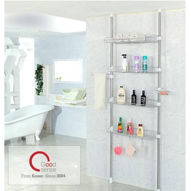 Giá để nhà tắm 4 tầng - 600 GS7818 Goodsense HÀN QUỐC