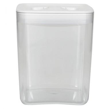Hộp vuông đựng thực phẩm 2.8L nắp trắng ClickClack New Zealand ML-CA281