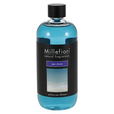 Lọ bổ sung tinh dầu khuyếch tán Sea shore 250ml Millefiori - Ý