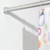 Thanh treo rèm tắm inox Forma Ultra (M) Interdesign - Mỹ