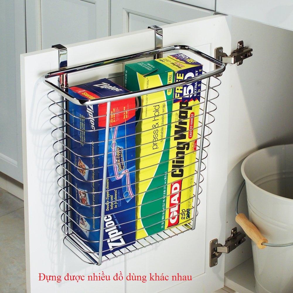 Giỏ móc treo để quần áo giặt là Axis Interdesign