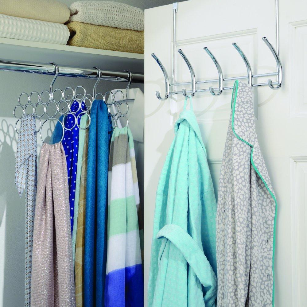 Móc treo quần áo gài cánh cửa Axis Interdesign