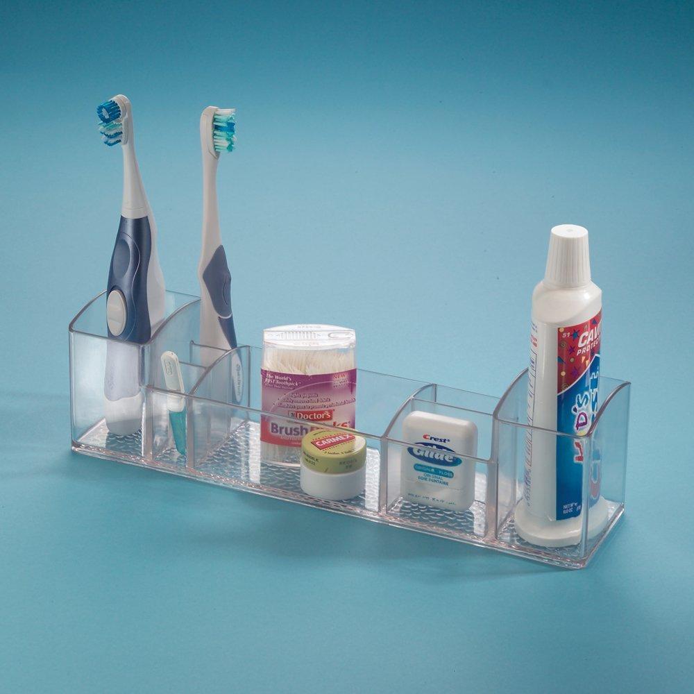 Khay để đồ tiện ích Med loại vừa nhiều ngăn Interdesign