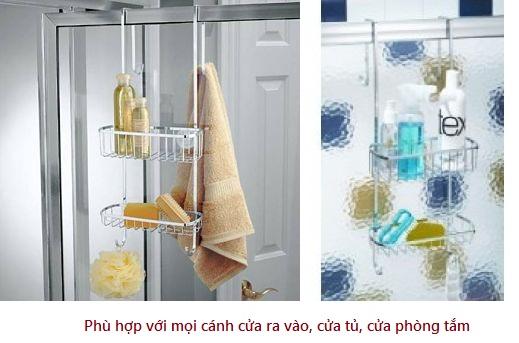 Giá để đồ nhà tắm inox OTD Interdesign