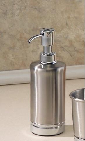 Bình đựng dầu gội, sữa tắm York Metal Interdesign