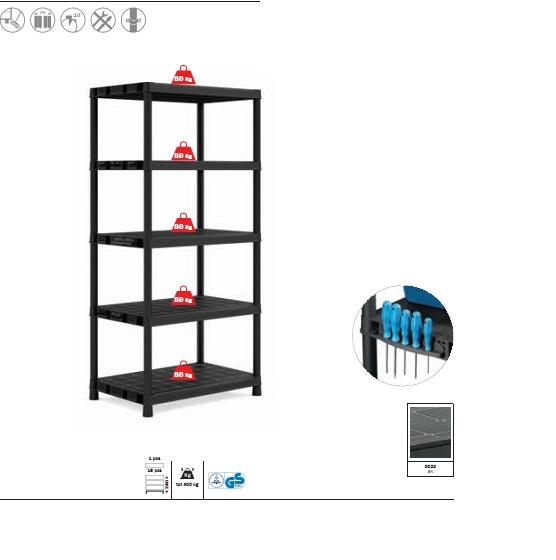 Giá để đồ 5 tầng plus cho bạn thêm lựa chọn trong việc sắp xếp đồ đạc
