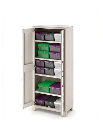 Hộp chứa đồ Twin-Box Ý tường hoàn hảo trong việc sắp xếp ngôi nhà của bạn