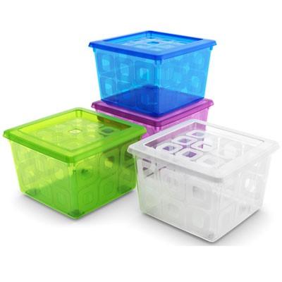 Hộp chứa đồ Square Box giúp bạn thể hiện cá tính riêng cho mình