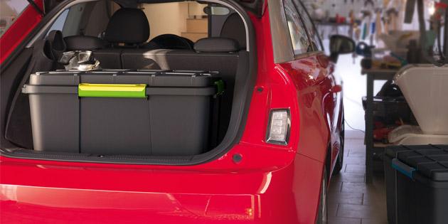 Thuận tiện trong việc mang đồ khi đi du lịch hay pinic hộp chứa đồ Scuba Box