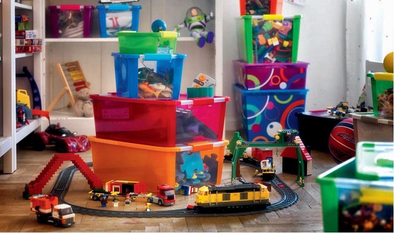 Hộp chứa đồ đa chức năngC-Box Kis tạo không gian đẹp mắt cho gia đình