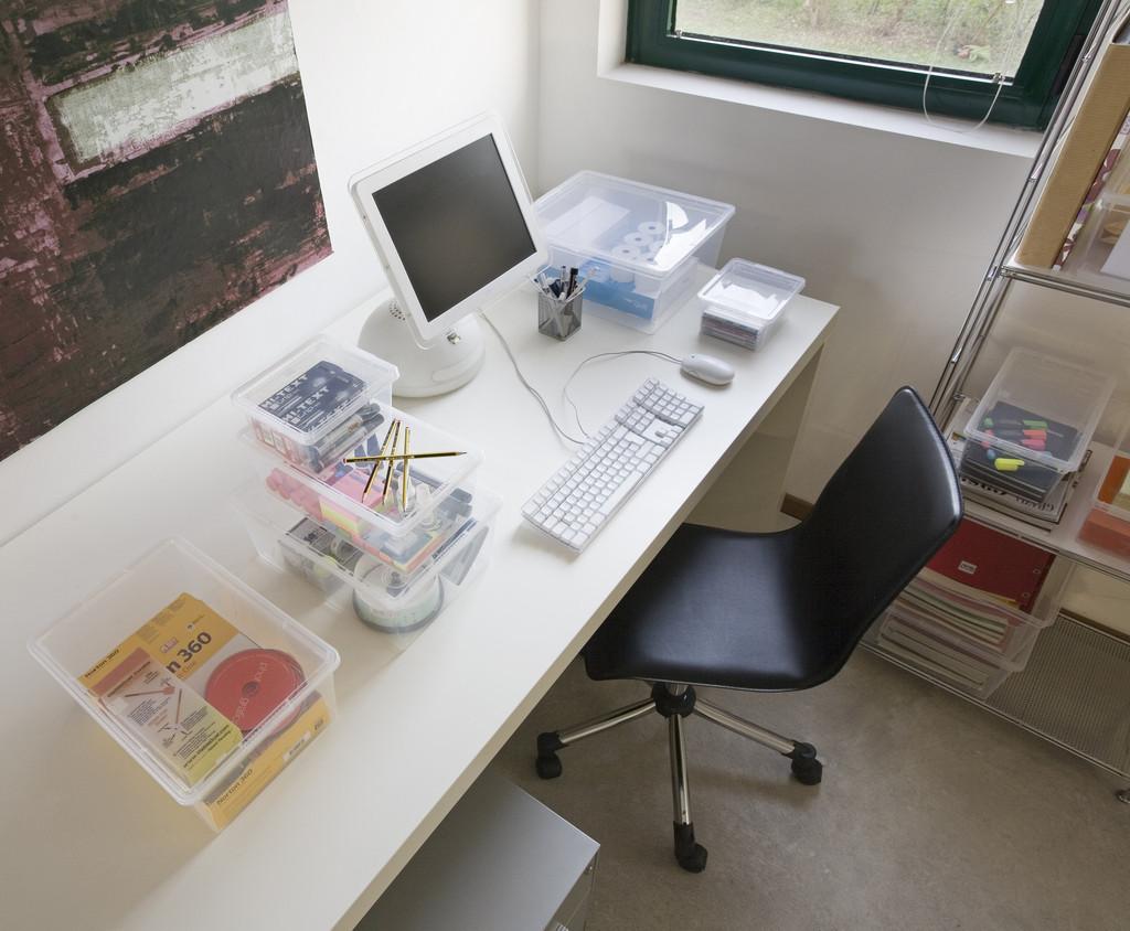 Không gian đầy màu sắc với hộp chứa đồ C-Box Paint D-rop