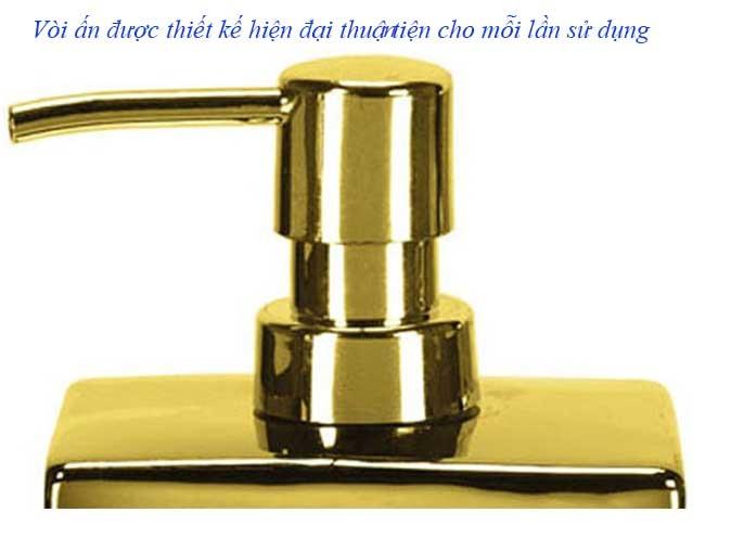 Bình đựng sữa tắm tiện dụng Kleine Wolke