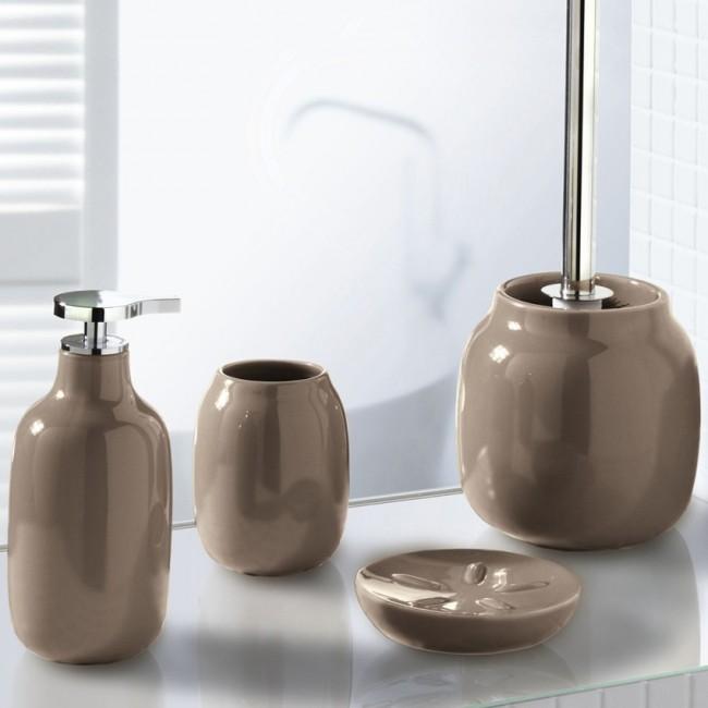 Bình đựng dầu gội, sữa tắm bằng gốm cao cấp sản xuất tại hy lạp với công nghệ của đức