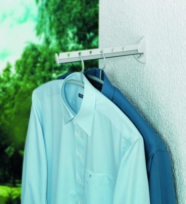 thanh treo quần áo tiện dụng không gian ngoài trời và trong nhà