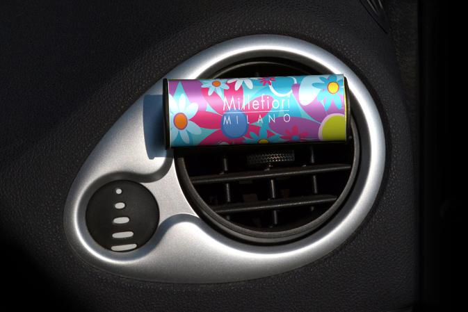 Kẹp thơm xe ô tô Melody hoa