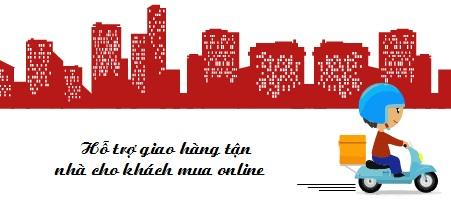 chính sách giao hàng tận nhà cho khách mua online