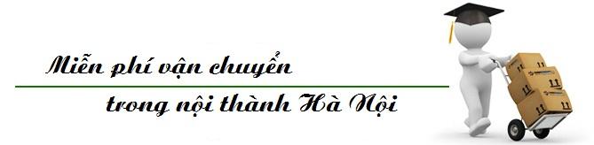 Miễn phí vận chuyển trong nội thành Hà Nội