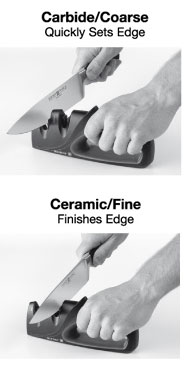 Mài dao cho dao bếp nhà bạn luôn trong trạng thái sẵn sàng