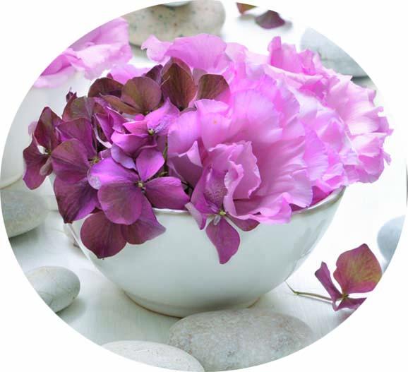 khay chữ nhật nhựa cao cấp họa tiết bát hoa đẹp
